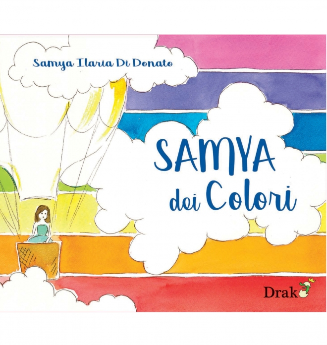 Samya dei colori - Samya Ilaria Di Donato