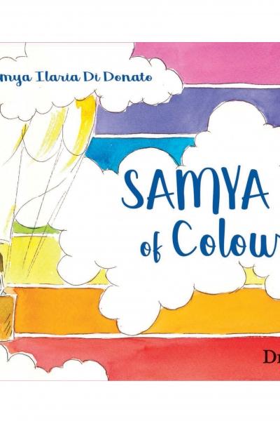 Samya of colours - Samya Di Donato